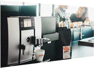 office coffee Jura machines